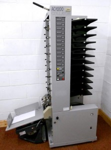Листов колатор Horizon AC-1200